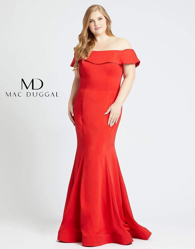 Mac Duggal Style #66812F Image
