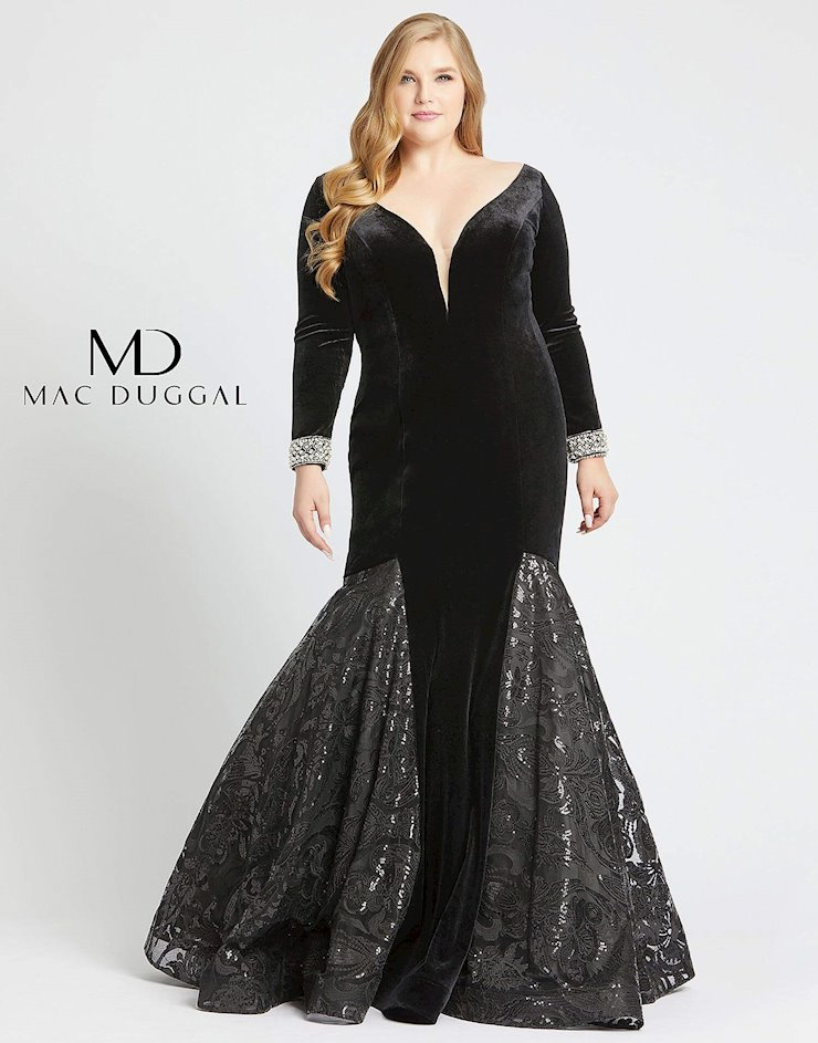 Mac Duggal Style #66813F Image