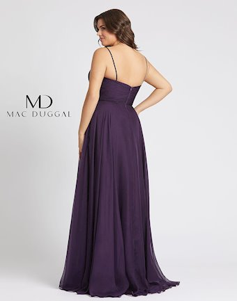 Mac Duggal Style No. 67214F