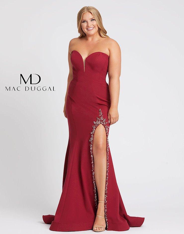 Mac Duggal Style #67245F Image