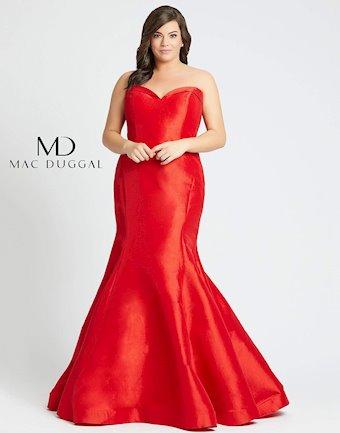Mac Duggal Style 67606F