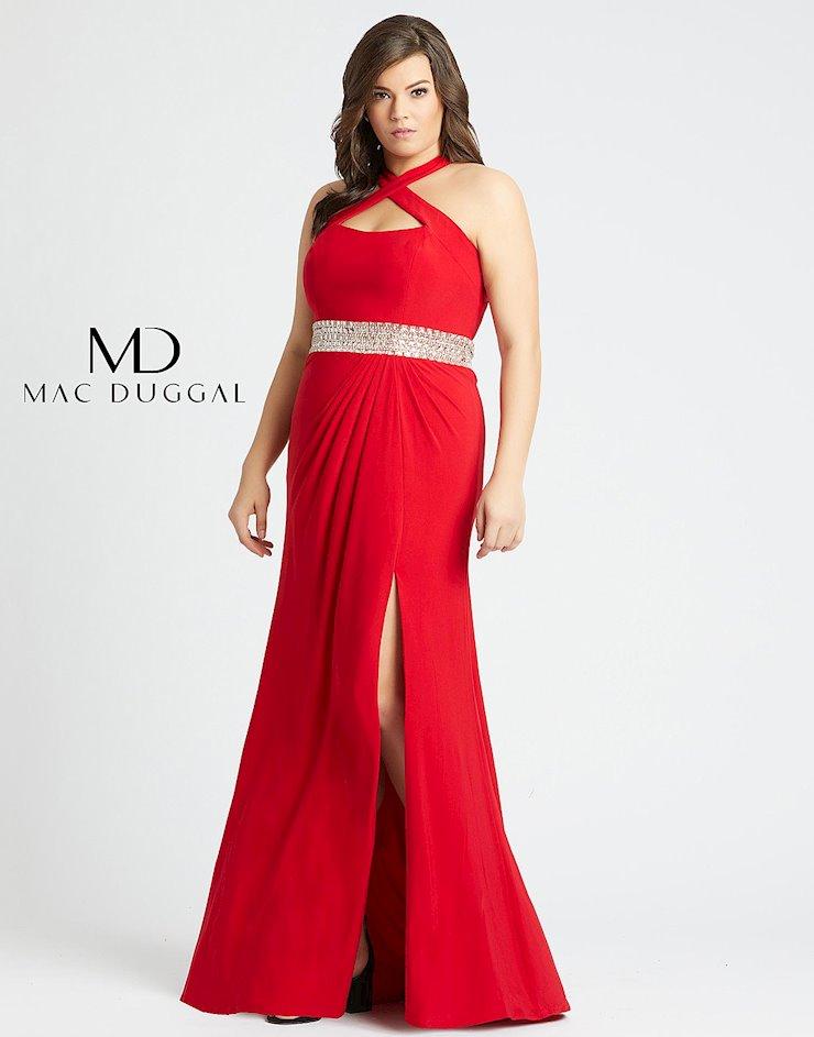 Mac Duggal Style #77532F Image