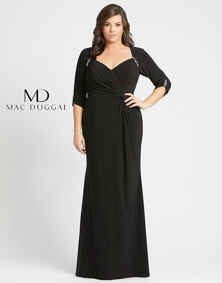Mac Duggal Style #77537F Image