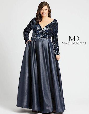 Mac Duggal Style 77565F