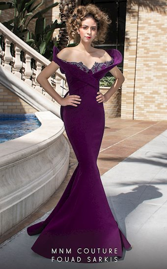 MNM Couture Style #2426A