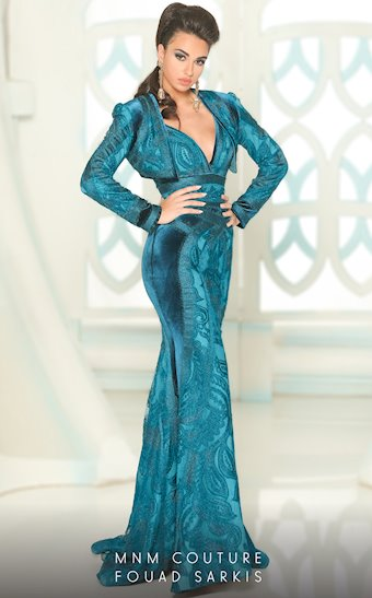 MNM Couture Style #2517