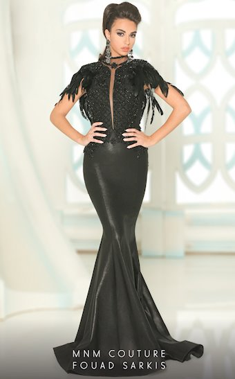 MNM Couture Style #2528