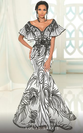 MNM Couture Style #2529