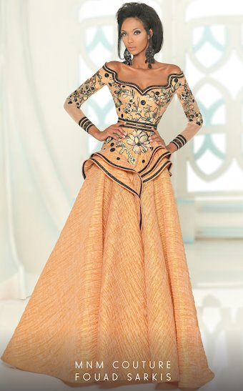 MNM Couture Style #2532