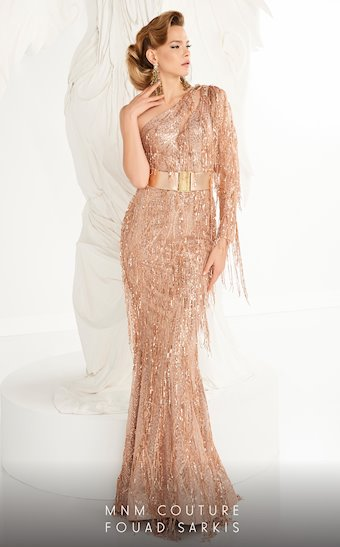 MNM Couture Style #2552