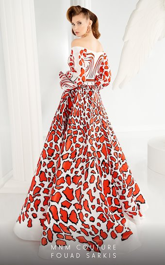 MNM Couture Style #2590