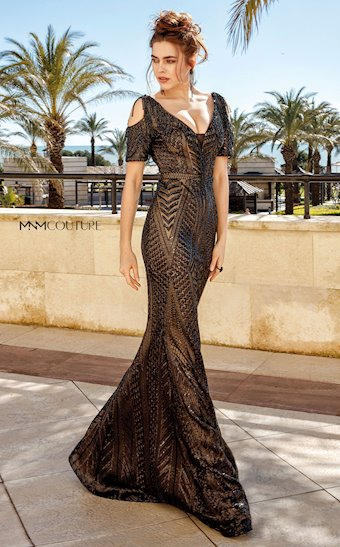 MNM Couture Style #F00530