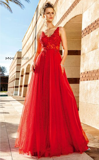 MNM Couture Style #F4884