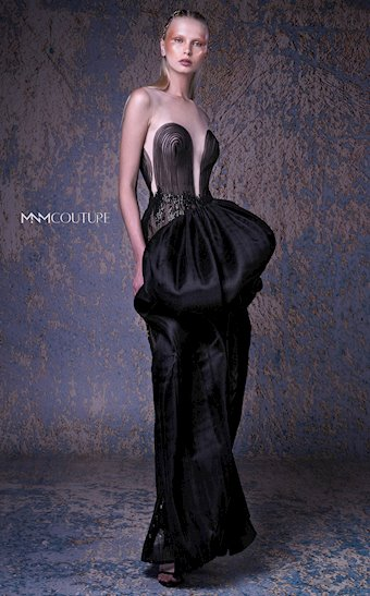MNM Couture Style #G1020