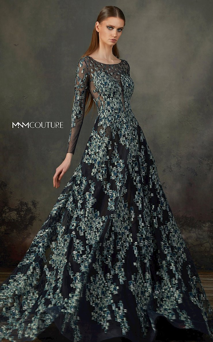 MNM Couture K3686