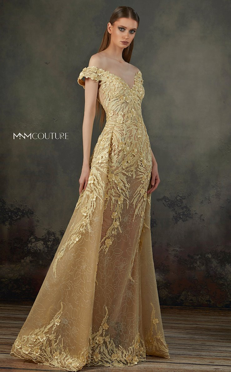 MNM Couture K3704
