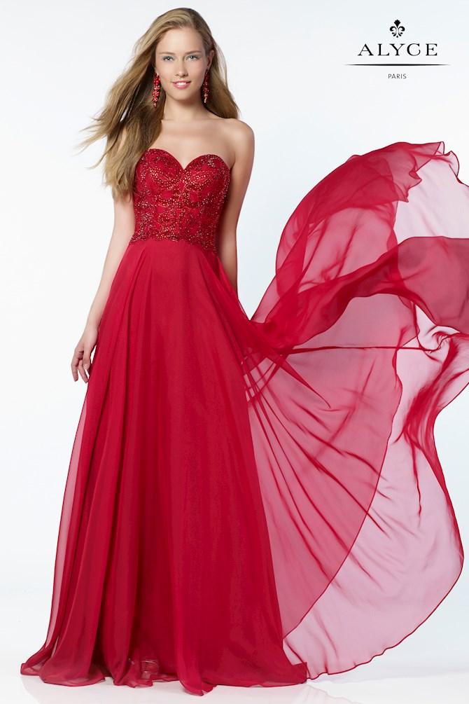 Shop Alyce Paris dresses at Z Couture in Austin, Texas. - 6684