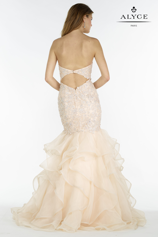 Fiore 6747.Alyce Paris 6747 The Exquisite Bride