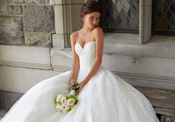 Blu by Mori Lee 5801