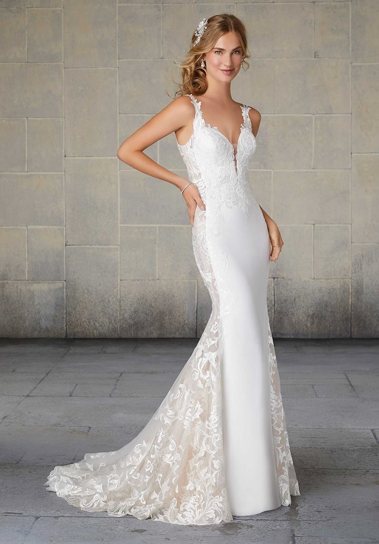 Mori Lee Bridal 2124
