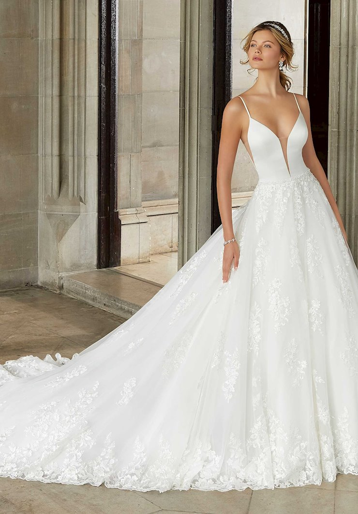 Mori Lee Bridal 2125