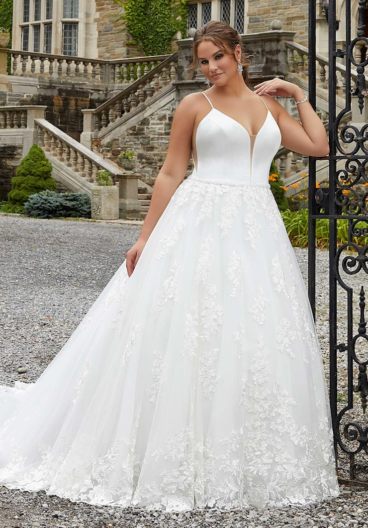 Mori Lee Bridal 2125W