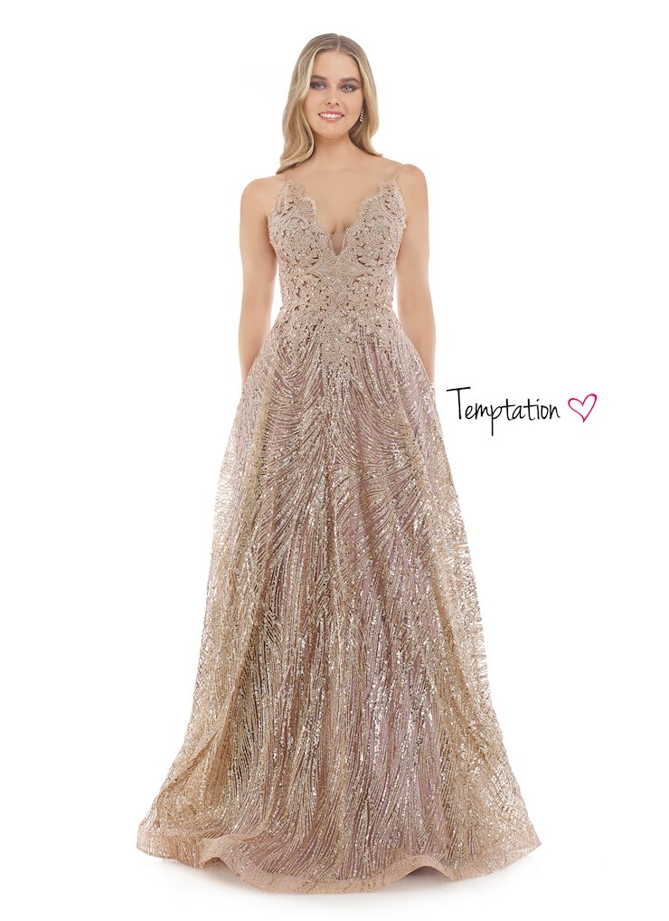 Temptation Dress 9012