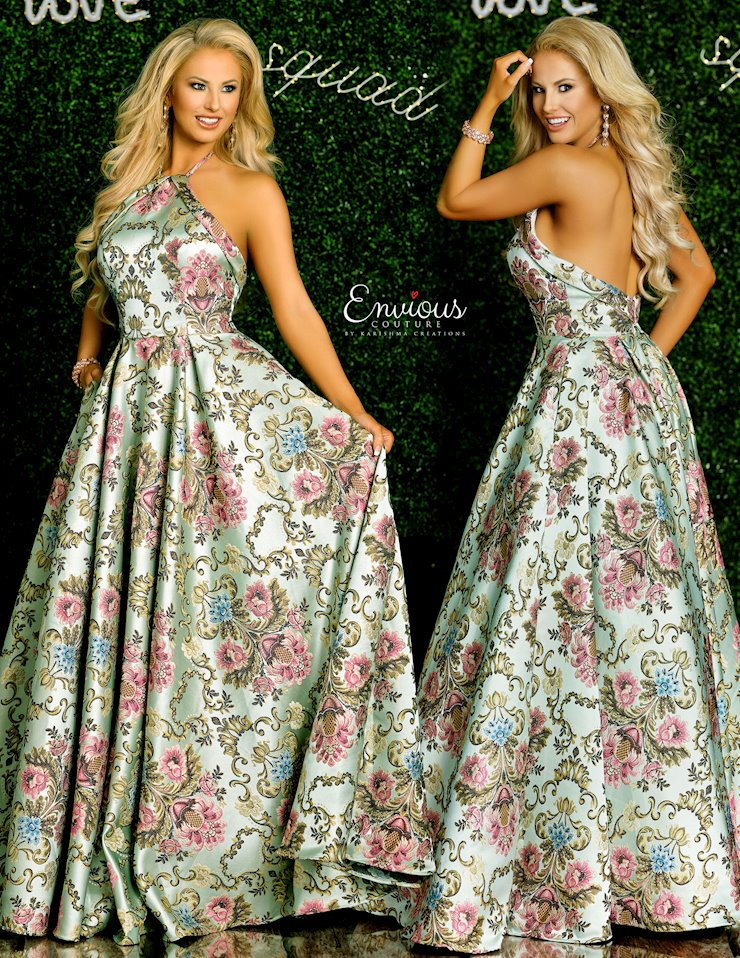 Envious Couture Prom E1401