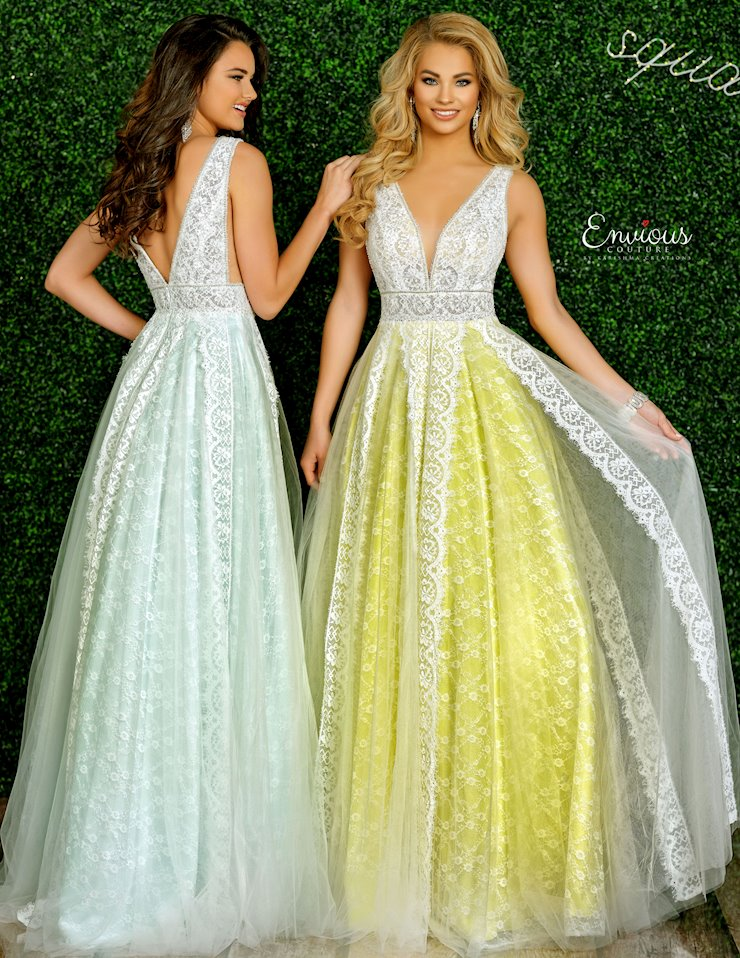 Envious Couture Prom E1403