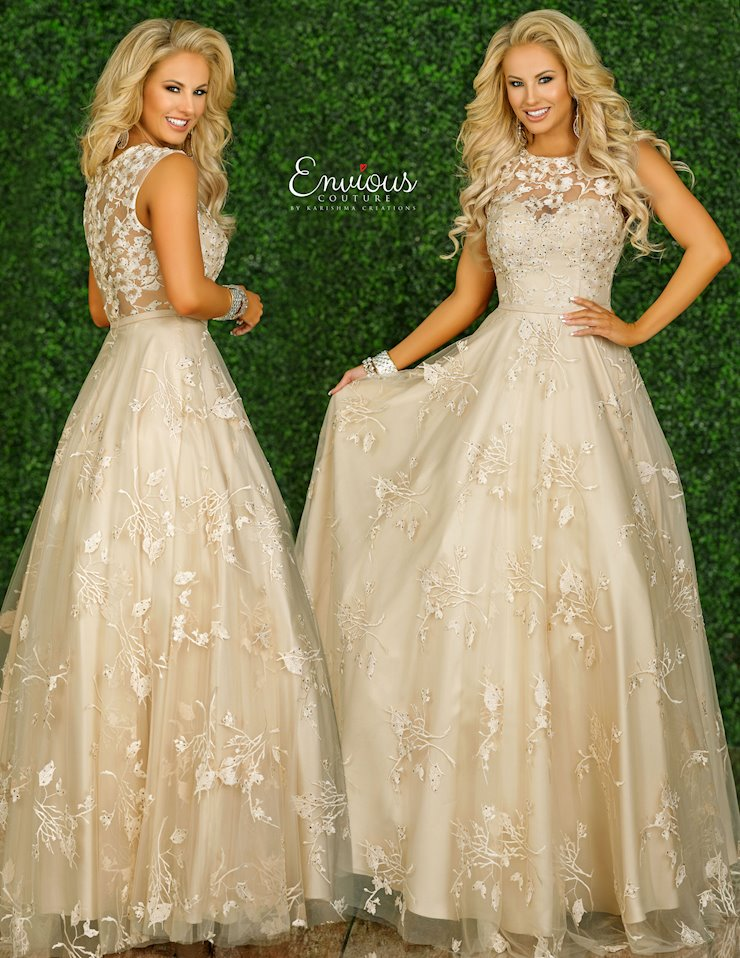 Envious Couture Prom E1407