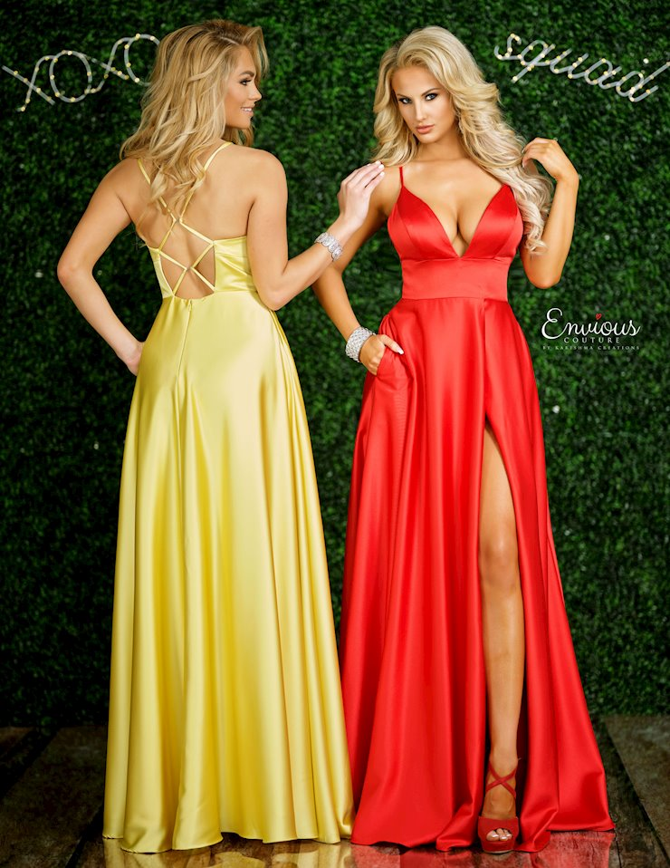 Envious Couture Prom E1410