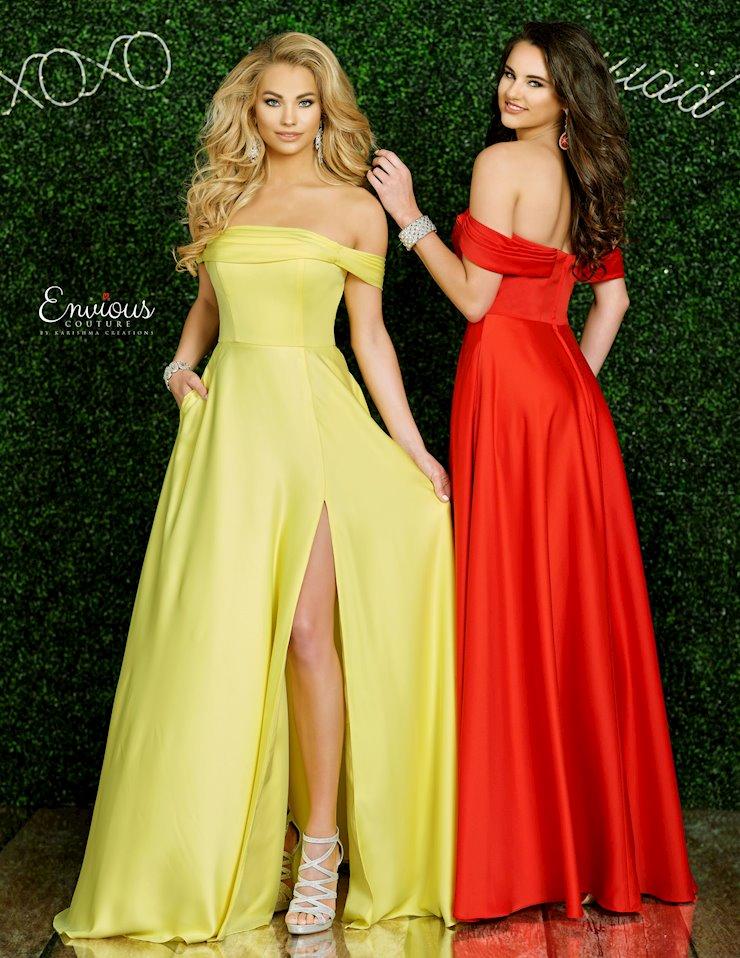 Envious Couture Prom E1411