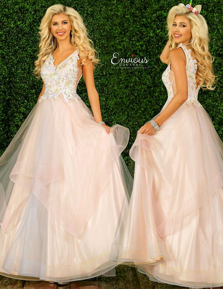 Envious Couture Prom E1413