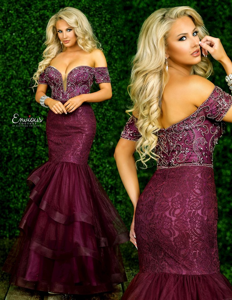 Envious Couture Prom E1416