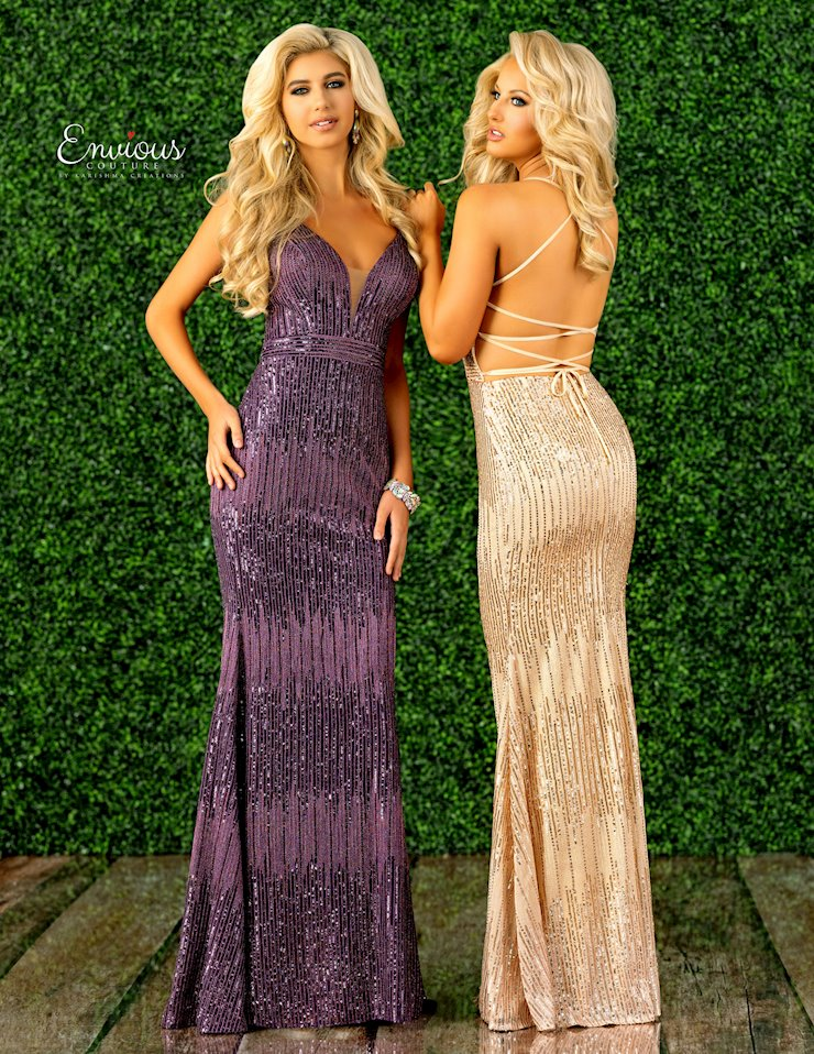 Envious Couture Prom E1418