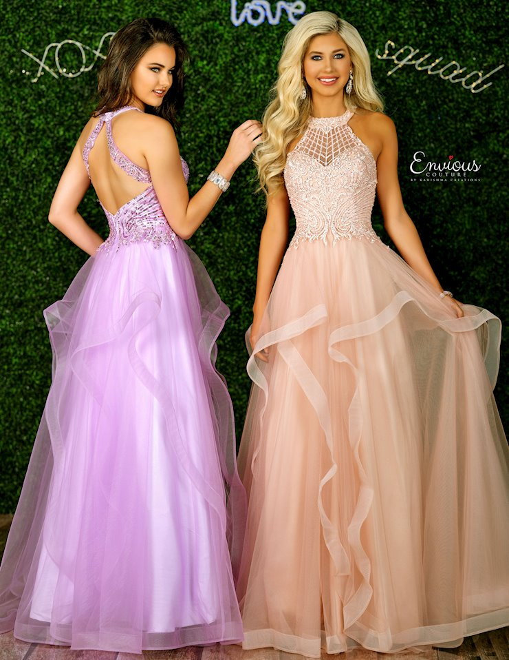 Envious Couture Prom E1419