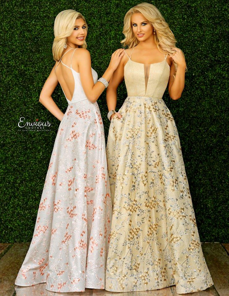 Envious Couture Prom E1430