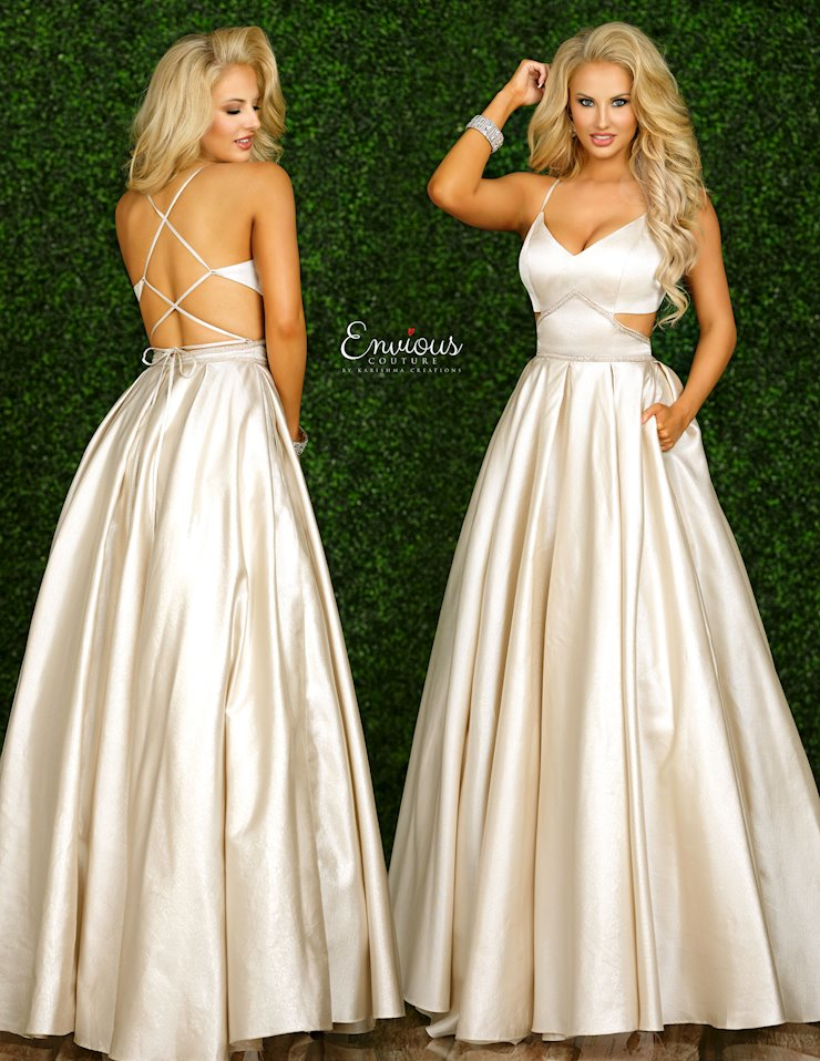 Envious Couture Prom E1431
