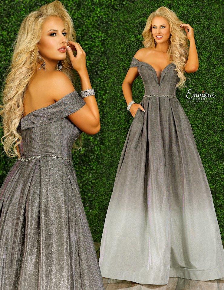 Envious Couture Prom E1432