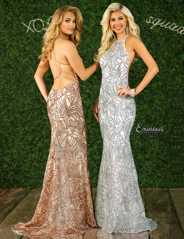 Envious Couture Prom E1436