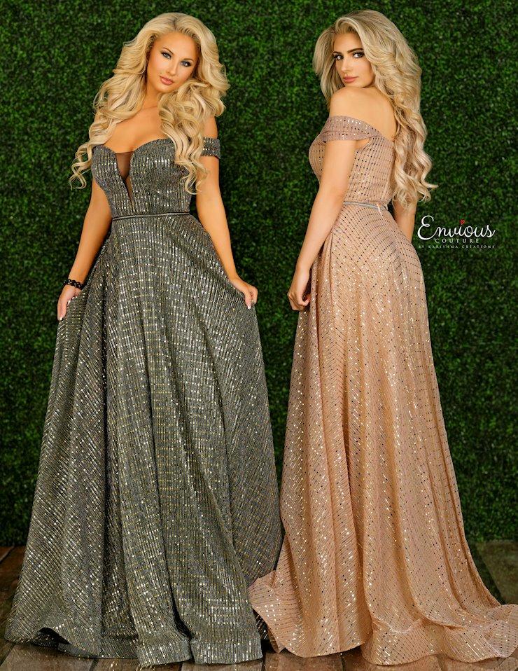Envious Couture Prom E1438