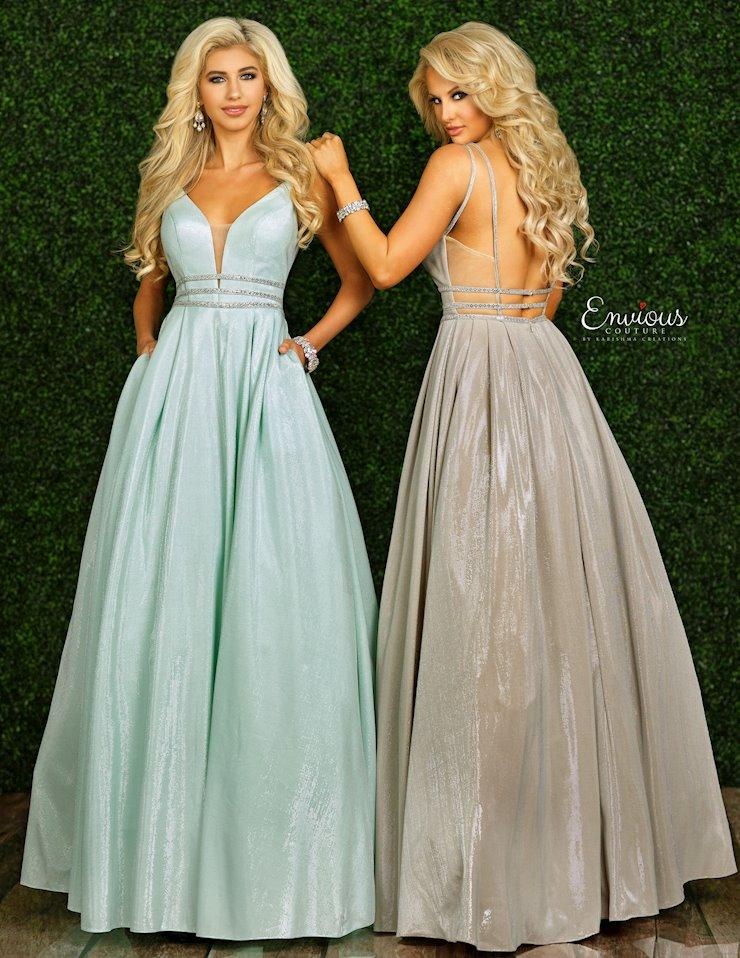 Envious Couture Prom E1441