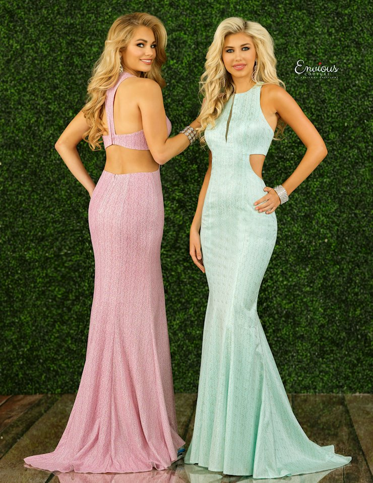 Envious Couture Prom E1445