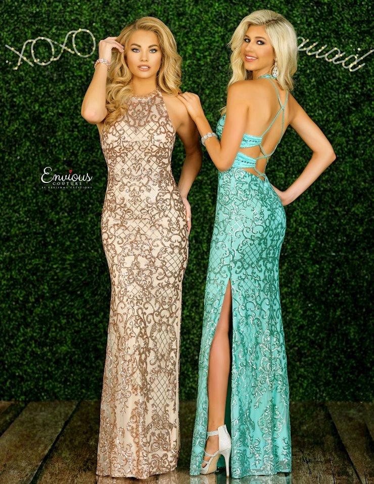Envious Couture Prom E1447