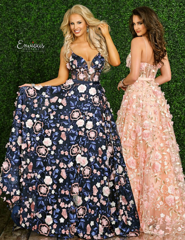 Envious Couture Prom E1449