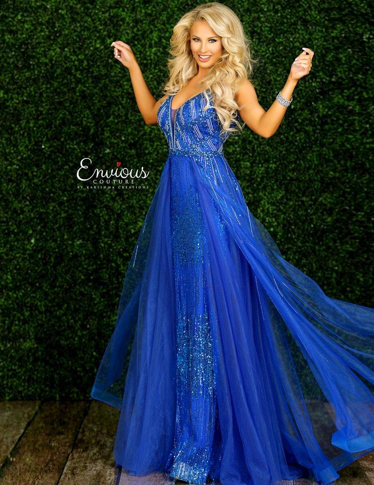 Envious Couture Prom E1451