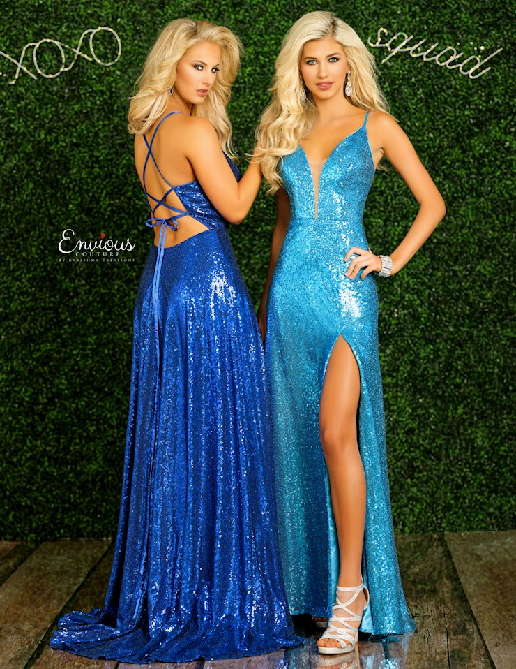 Envious Couture Prom E1452