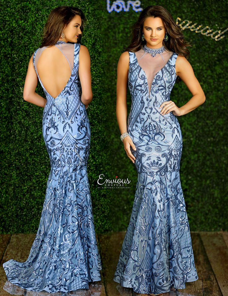 Envious Couture Prom E1453