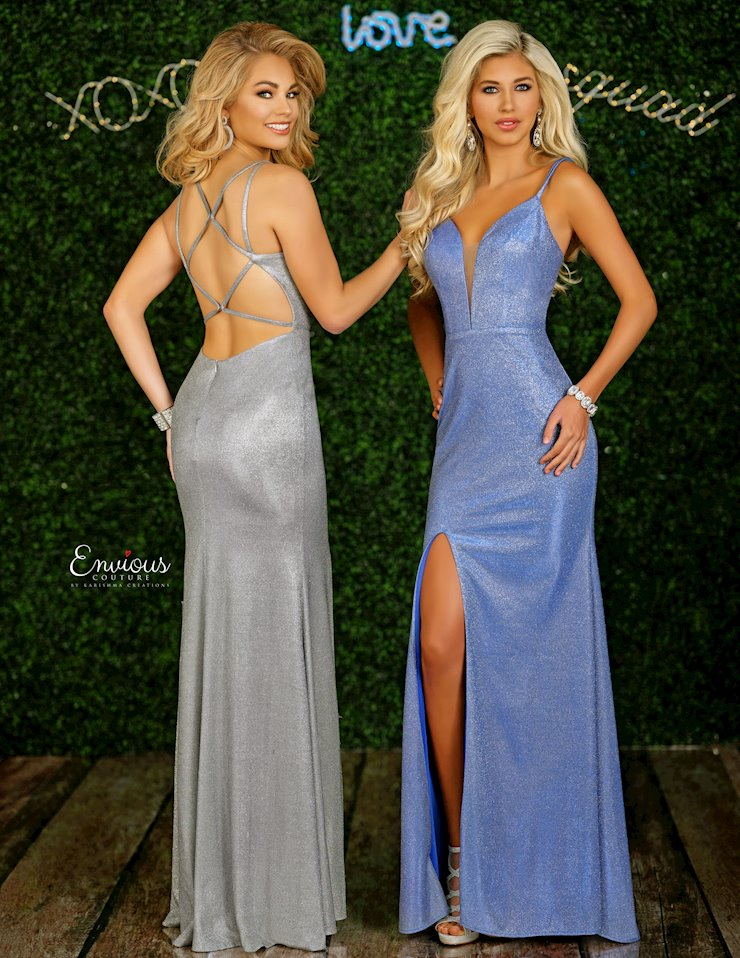 Envious Couture Prom E1454