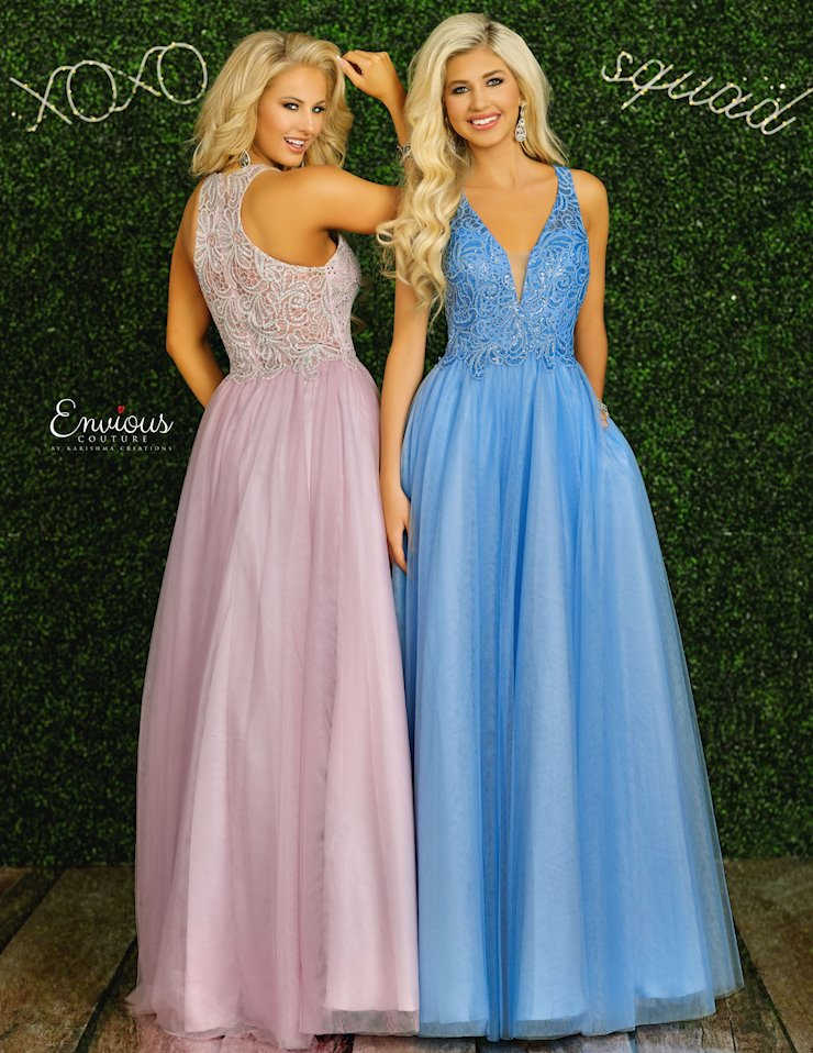 Envious Couture Prom E1455